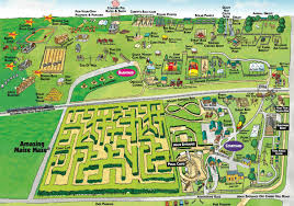Portland Pumpkin Patch Corn Maze by Corn Mazes From Coast To Coast Sever U0027s Maze And More