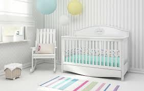 babybett 70x140 gitterbett bett umbaubar babyzimmer weiß