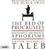 the bed of procrustes nassim nicholas taleb 9781400069972