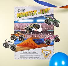KOZ1.com | Kids Birthday Party Supplies Monster Jam Birthday Party Supplies Impresionante 40 New 3d Beverage Napkins 20 Count Mr Vs 3rd Truck Part Ii The Fun And Cake Blaze Invitations Inspirational Homemade Luxury Birthdayexpress Dinner Plate 24 Encantador Kenny S Decorations Fully Assembled Mini Stickers Theme Ideas Trucks Car Balloons Bouquet 5pcs Kids 9 Oz Paper Cups 8 Top Popular 72076