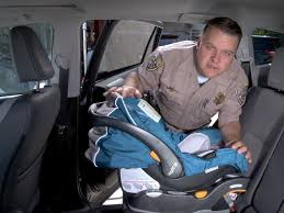 Infant Bath Seat Kmart by How To Install An Infant Car Seat Video Babycenter