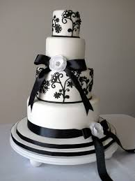 Full Size of Wedding Cakes black And White And Gold Wedding Cake Black And White