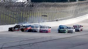 Timothy Peters Wrecks Noah Gragson To Win Talladega Truck Race Weekend Schedule For Talladega Surspeedway Pure Thunder Racing No 22 Truck Will Have A Trumppence Paint Scheme Todd Gliland Goes Wild Ride Nascarcom Fr8auctions Set To Become Eitlement Sponsor Of Truck Bad Boy Mowers Returns To With Make Motsports Lyons Pairs Reaume For Race Speed Sport Free Friday Mechanical Woes Knock Chase Briscoe Out Series Playoffs At Kvapils Good Run Ends In The Big One At New Nascar Flaps Malfunctioning Select Teams News 2014 Freds 250 Camping World