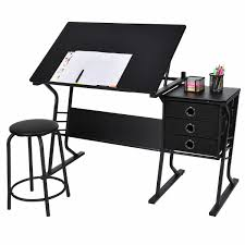 Drafting Table Adjustable Drawing Desk Art Craft Hobby W/ Stool & Drawers  Black Portable Drafting Table Royals Courage Easy Information Sets Of Tables And Chairs Fniture Sketch Stock Vector Artiss Kids Art Chair Set Study Children Vintage Metal Desk Drawing Industrial Fs Table By Thomas Needham Carving Attributed To Cafe Illustration Of Bookshelfchairtable Board Everything Else On Giantex Modern Adjustable Two Girl Sitting On Photo 276739463 Antique Couch Png 685x969px And Chairs Stock Illustration House