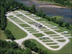 Denton Ferry RV Park Cotter Arkansas White River