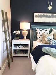 Coral Color Bedroom Accents by Best 25 Blue Bedroom Decor Ideas On Pinterest Blue Bedroom