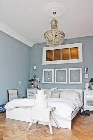 schlafzimmer im ganzen weiße möbel wandfarbe schlafzimmer