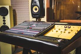Recording LBA Studio Has A Well Tuned Live Room With Floating Floor And Isomorphic Wall Panels To Deliver Professional Results Every Time