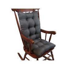 100 The Gripper Twill 2 Pc Rocking Chair Pad Set Omega Jumbo Pk Products
