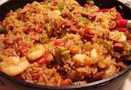 cuisine cajun spicy jambalaya recipe the official website
