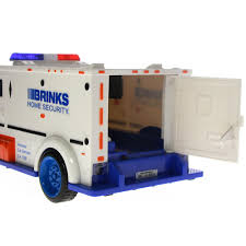 100 Bank Truck 1Piece Safe Armored Piggy Security Vehicle Password