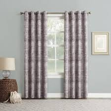Grommet Top Curtains Jcpenney by Sun Zero Darren Blackout Grommet Top Curtain Panel Jcpenney