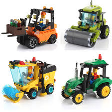 3D DIY City Series Forklift Truck Building Blocks Kids Toys Gifts ... Goki Forklift Truck Little Earth Nest And Driver Toy Stock Photo Image Of Equipment Fork Lift Lifting Pallet Royalty Free Nature For 55901 Children With Toys Color Random Lego Technic 42079 Hobbydigicom Online Shop Buy From Fishpdconz New Forklift Truck Diecast Plastic Fork Lift Toy 135 Scale Amazoncom Click N Play Set Vehicle Awesome Rideon Forklift Truck Only Motors 10pcs Mini Inertial Eeering Vehicles Assorted