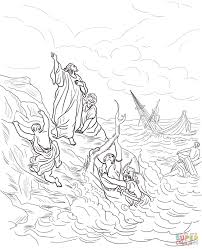 Paul And Barnabas Missionary Journey Coloring Page