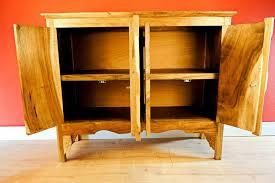 akazie massivholz kommode sideboard schrank wohnzimmer möbel