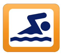 Swimming Pool Icon Swim
