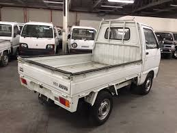 100 Hijet Mini Truck Japanese 1991 Daihatsu Toyota 10k Miles 4x4 At No