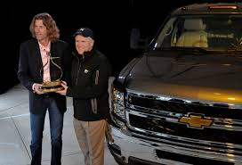 Silverado HD Named 2011 Motor Trend Truck Of The Year