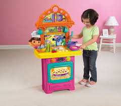 amazon com dora the explorer sizzling surprises kitchen toys