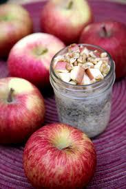 Pumpkin Pie Overnight Oats Healthy by Apple Pie Overnight Oats Popsugar Fitness