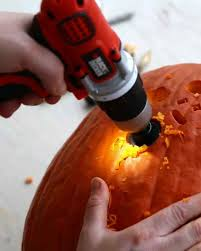 Preserving A Carved Pumpkin by How To Carve A Pumpkin Martha Stewart