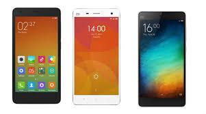 Get discount on Xiaomi Mi 4 Redmi 2 under exchange deal on