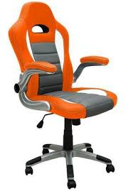 Orange fice Chairs In Desk Chair Home Furniture Ideas 18 With