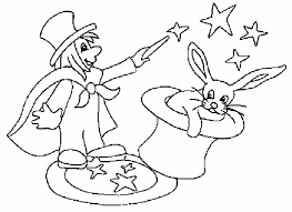 Coloring Page Circus Animals 21