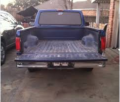 diy bedliner bed rail caps ford f150 forum community of ford