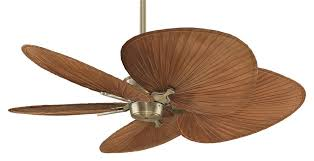 hton bay ceiling fan with palm leaf blades harbor breeze ideas