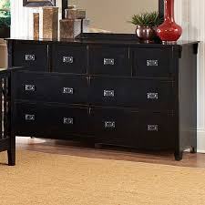 6 Drawer Dresser Black by The Most Incredible Distressed Black Dresser Rinceweb Com