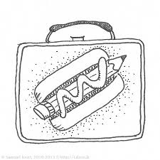 Sketch Lunchbox Doodler Logo I Drew It By Samuel Kent