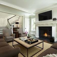 Formal Living Room Furniture Layout by U Shaped Living Room Furniture Arrangement Design Ideas