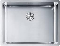 franke box bxx 210 110 50 edelstahl spüle glatt einbaubecken unterbauspüle küche