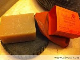 On Opening I Was Happy To See Old Fashioned Soap Bars Sans Bright Colours Or Overwhelming Aromas
