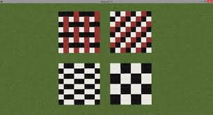 Minecraft Circle Floor Designs by How To Customize Floors Roofs And Walls For Your Minecraft