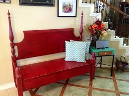 Spindle Headboard And Footboard by How To Make A Bench From An Old Headboard Footboard Snapguide