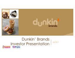 Q2 2017 Investor Presentation 1