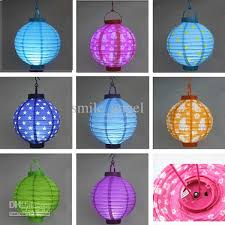 Hot Selling Small Lantern Wedding Paper Japanese Style Lamp Cover Pendant DIY Lampshade Sell 10cm
