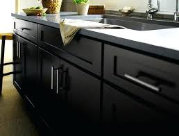 Full Image For Houzz Modern Kitchen Cabinet Pulls Black Handles White