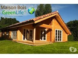 chalet en kit habitable prix maison bois kit scandinave greenlife 114m2 avec terrasse ajaccio