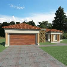 100 Modern Single Storey Houses 3 Bedroom House Plan South African House Designs