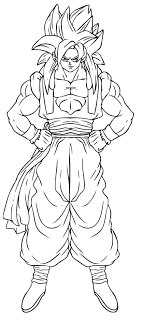 Free Printable Dragon Ball Z Coloring Pages For Kids Best Of Goku