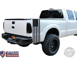 100 Truck Flag Universal American Bed Stripe Vinyl Decal ROE Graphics