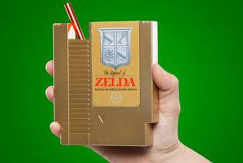 Halloween Atari 2600 Reproduction by Throw Back Drinks With This Retro U0027zelda U0027 Cartridge Mental Floss