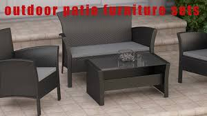 Sams Patio Dining Sets by The Ten Best Outdoor Patio Furniture Sets Review Youtube