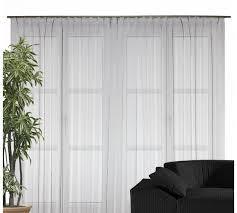 fertigstore fertig gardine jersey grau günstig kaufen