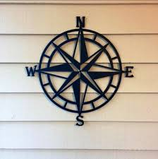 Compass Wall Decor, Nautical Compass,Wall Art, Nautical Metal Wall ... Outdoor Screen Metal Art Pinterest Screens Screens 193 Best Stuff To Buy Images On Metal Backyard Decor Garden Yard Moosealope Art Backyard Custom And Firepits Wall Ideas Designs L Decorations Studios 93 Crafts Gallery Arteanglements Pool From Desola Glass Wwwdesoglass Recycled Bird Bathbird Feeder Visit Us Facebook At J7i5 Large Sun Decor 322 Statues Sculptures Iron Exactly What I Want In The Whoathats My Style