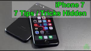 iPhone 7 7 Tips and Tricks Hidden
