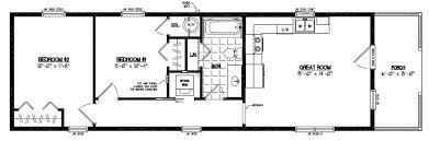 15x52 settler certified floor plan 15sr304 custom barns and